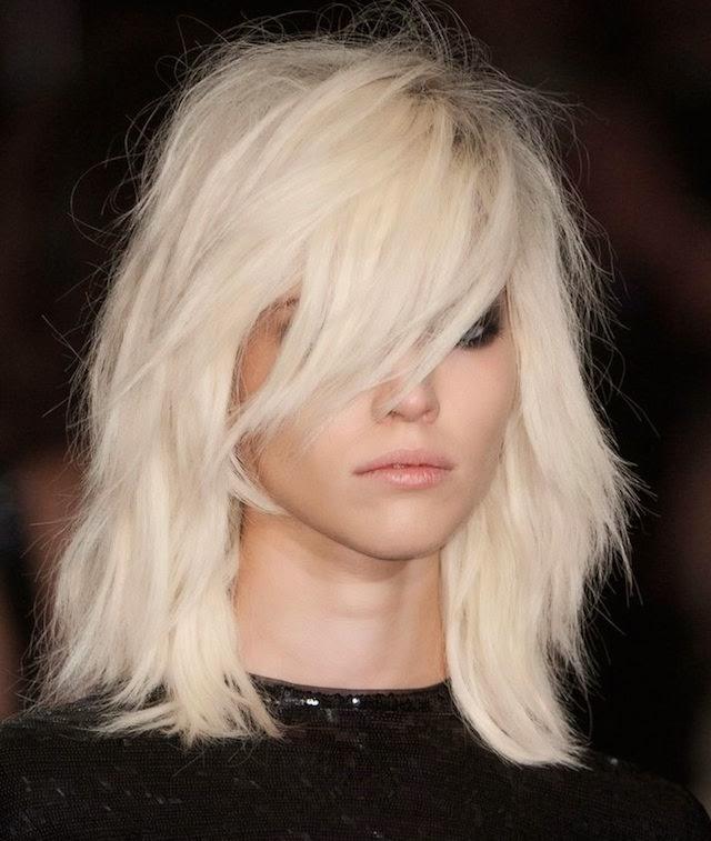 hiusmallit puolipitkät hiukset 2015