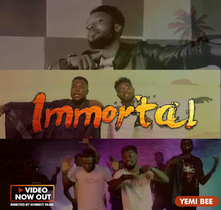 VIDEO: Yemibee – Immortal (Official Video)