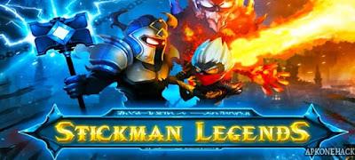 Stickman Legends Shadow Wars (Mod,unlimited money) Apk Download