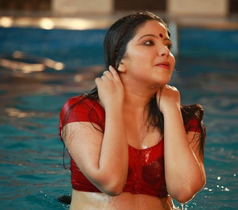 Secrets Of Teenage Telugu Movie Kripa Hot Navel Show In