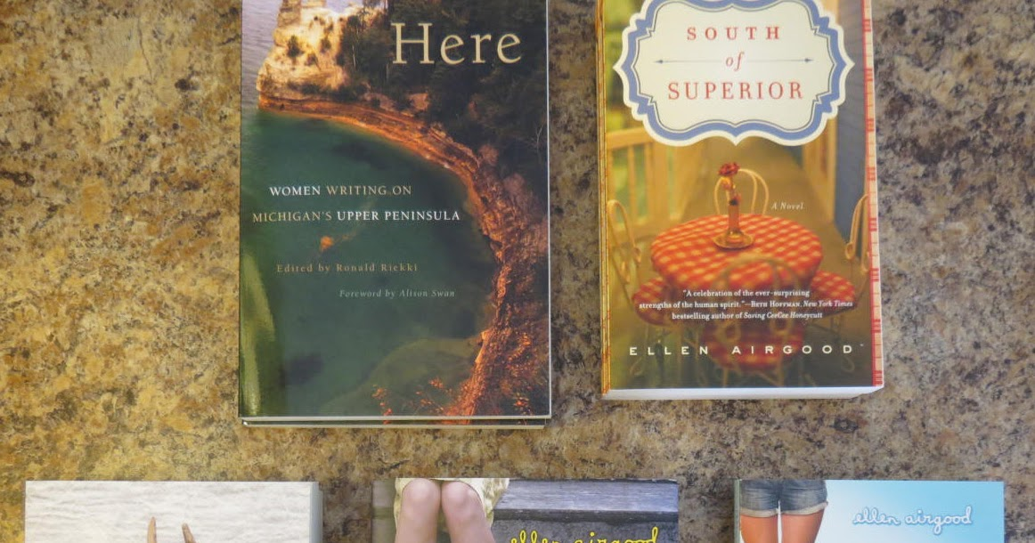 Books In Northport Upper Peninsula Comes South