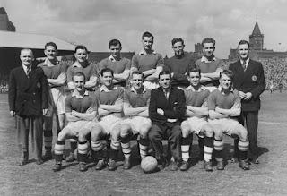 Squad 1954-55