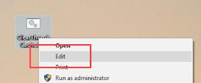 إصلاح مشكلة ظهور خلفية سوداء للملفات في ويندوز 10 Black Background