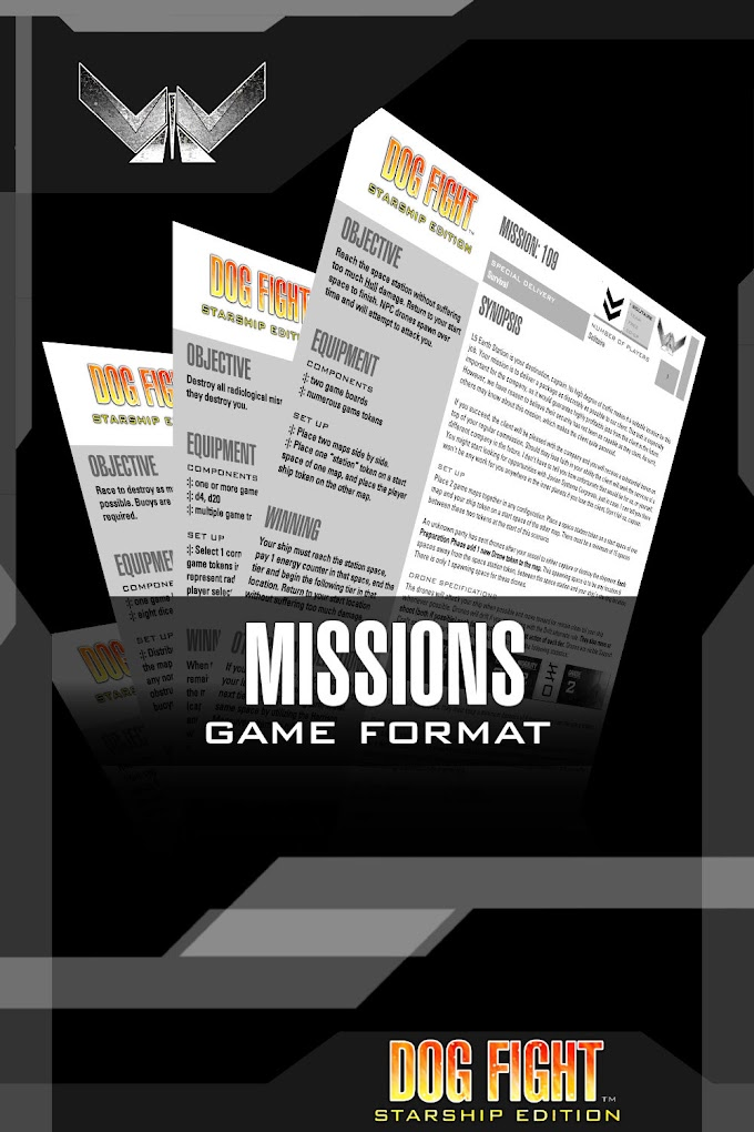 Game Format: Missions