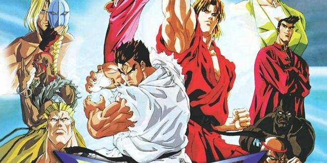 Street Fighter II V estreia na Netflix!