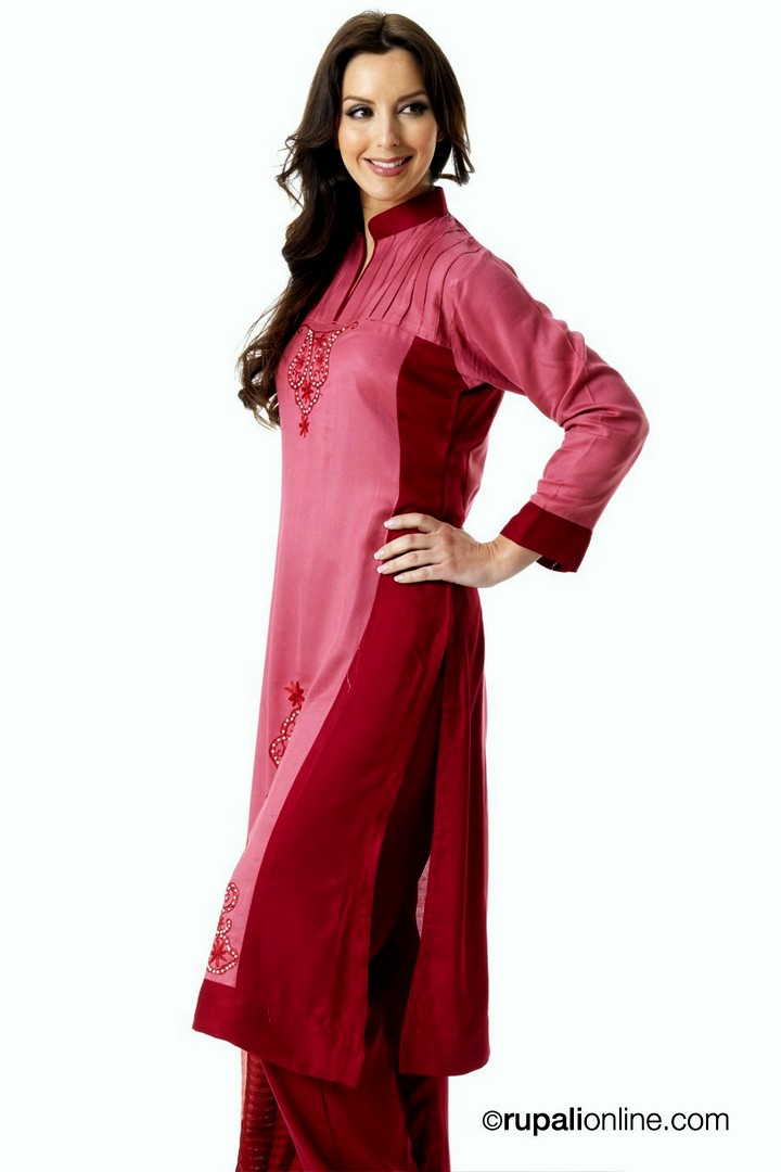 caf12bf58f Salwars are made by simple single color matching fabric which is looking  good. Similar to salwar dopatta is also being made by simple crinkle  fabric, ...