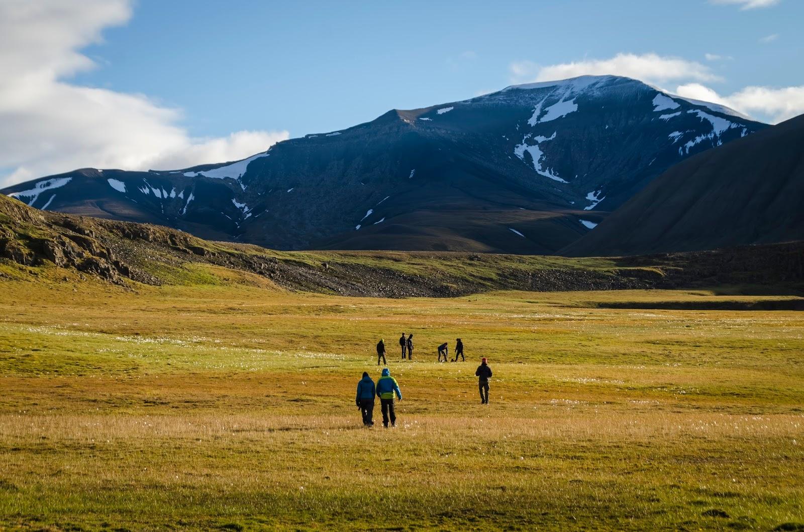 Svalbard Spitzberg Kayak