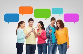 إرسال رسالة لمجموعة من اصدقائك علي الفيس بوك دفعة واحدة