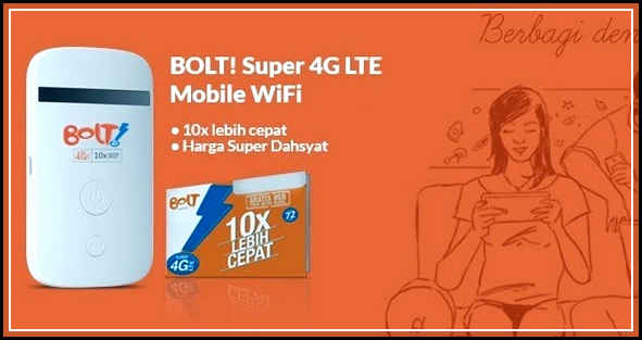 Cek Kuota Bolt Cek Sisa Kuota Internet Bolt 4g Lte Secara Online
