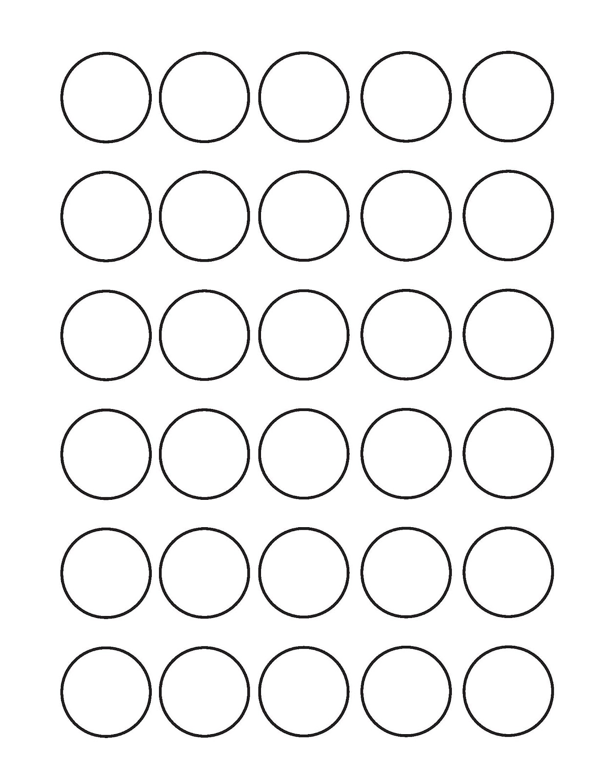 Circle Coloring Pages Printable Coloring Pages