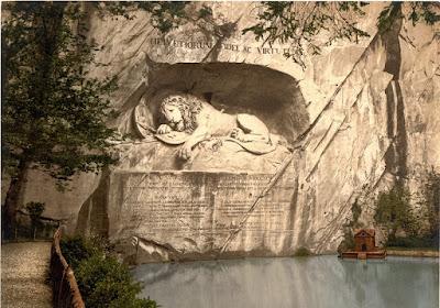 Lion Memorial Lucern