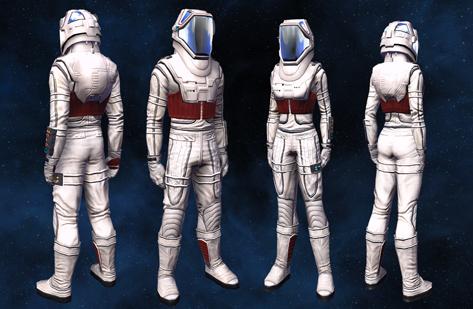 future space suits designs - photo #24