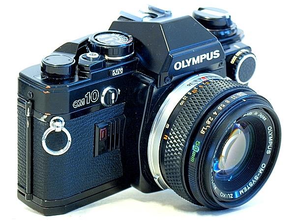Olympus OM10, View