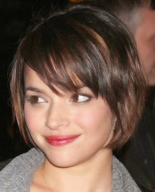 Corte de cabelos curtos