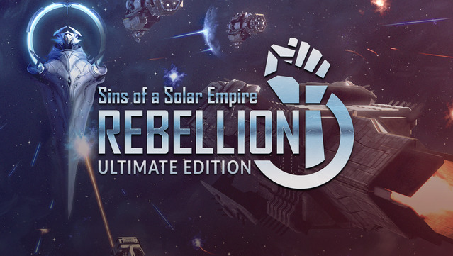 Sins of a Solar Empire: Rebellion Ultimate Edition + Outlaw Sectors DLC