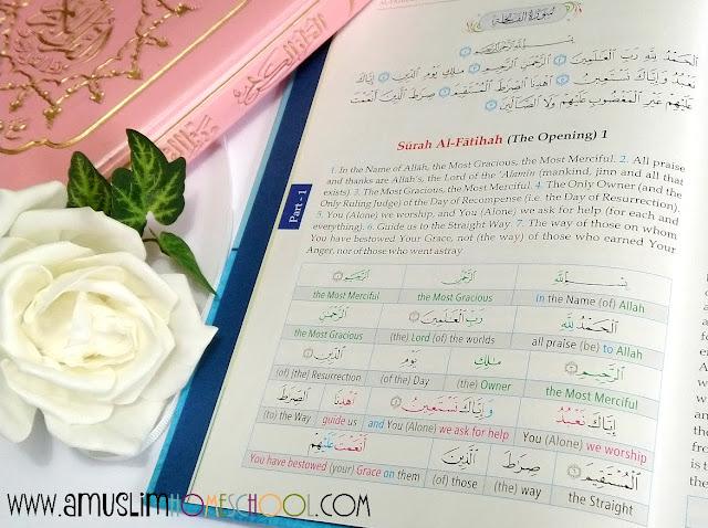 Our Surah Fatihah study