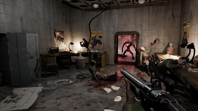 لعبة Atomic Heart ستقدم تجربة عالم مفتوح و عناصر من أشهر الألعاب ، إليكم المزيد من التفاصيل …
