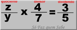 Ilustração mostrando que Se tomarmos o quociente da divisão e multiplicarmos pelo divisor obteremos o dividendo