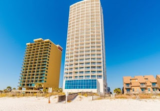 Gulf Shores Beachfront Condo For Sale, Island Tower
