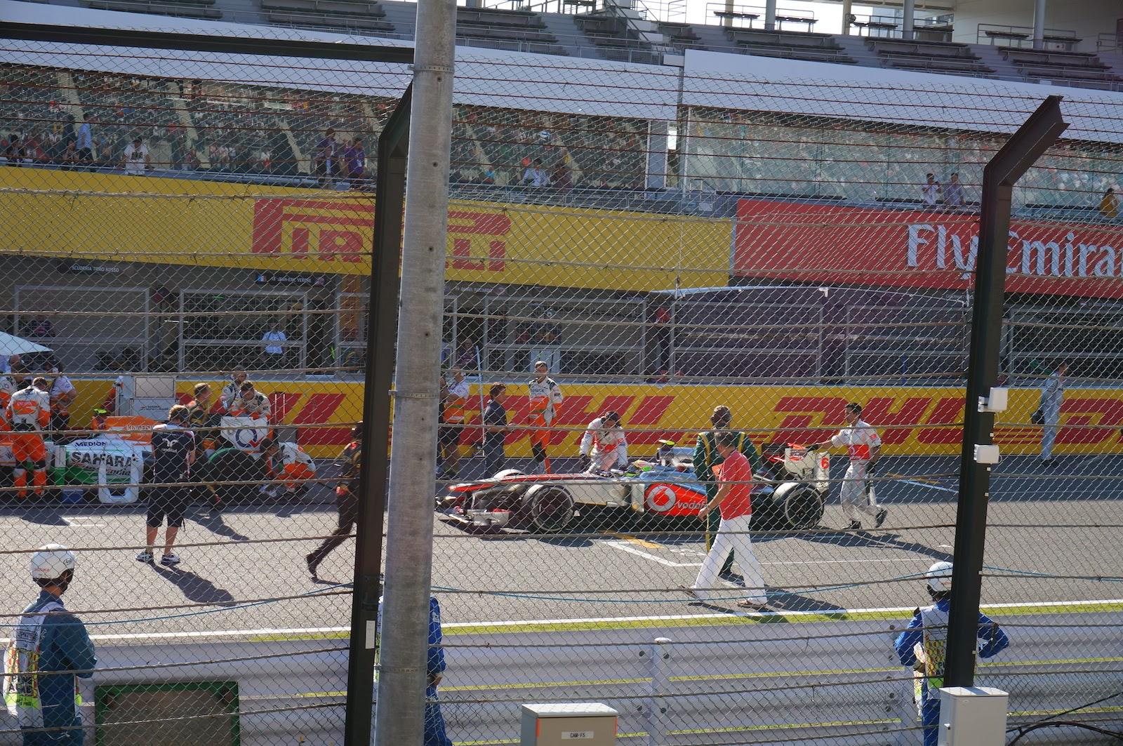 2013 FIA F1世界選手権 第15戦 日本グランプリ3(2日目・決勝)