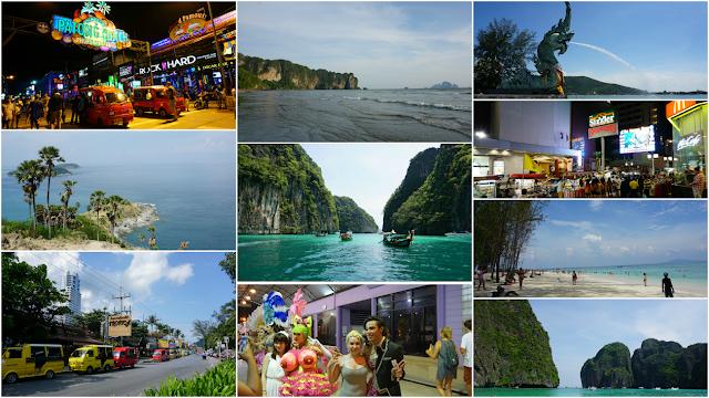Travel Itinerary: Krabi, Koh Phi Phi & Phuket in 7 days