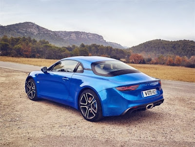 Renault Alpine A110 2018 Review, Specs, Price