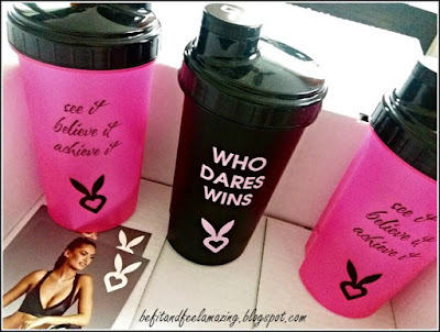 Bunny Fitness Shakers