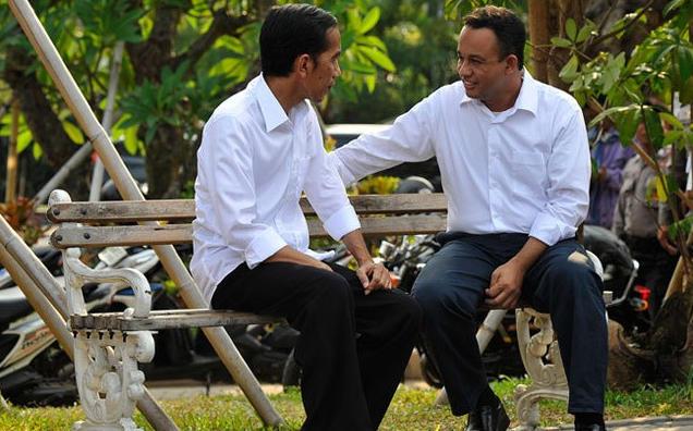 Gubernur Maju Pilpres Harus Seizin Presiden