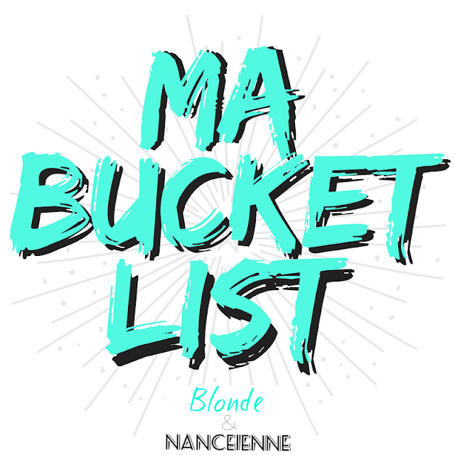 bucket list liste choses a faire avant de mourir