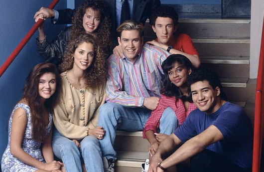 Back of the Cereal Box: Saved by the Bell: The Expanded Bayside Universe