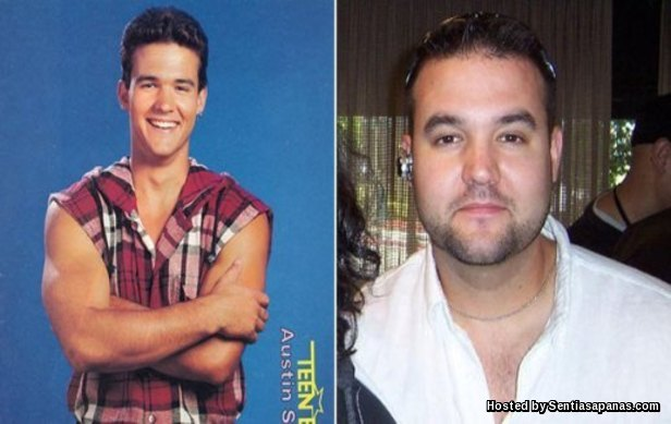 Austin St. John (Jason Lee Scott, Red Ranger)