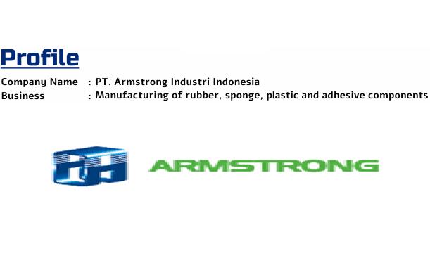 Lowongan Kerja Kawasan Ejip PT.Armstrong Indonesia