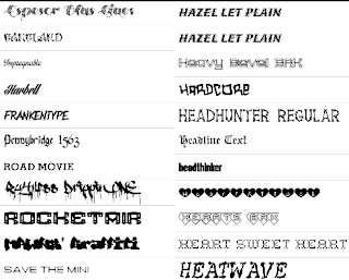 font lucu android