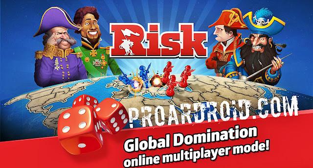 لعبة RISK Global Domination v1.20.60.444 مهكرة للاندرويد (اخر اصدار) logo