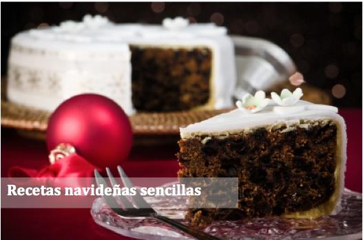 recetas navideas sencillas y fciles