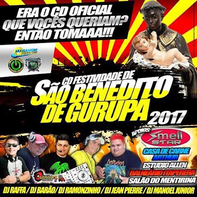 CD FESTIVIDADE DE GURUPÁ 2017
