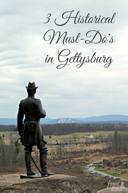Immerse yourself in the history, heritage, and charm of a town that helped shape the Civil War with these 3 Historical Must-Do's in Gettysburg.