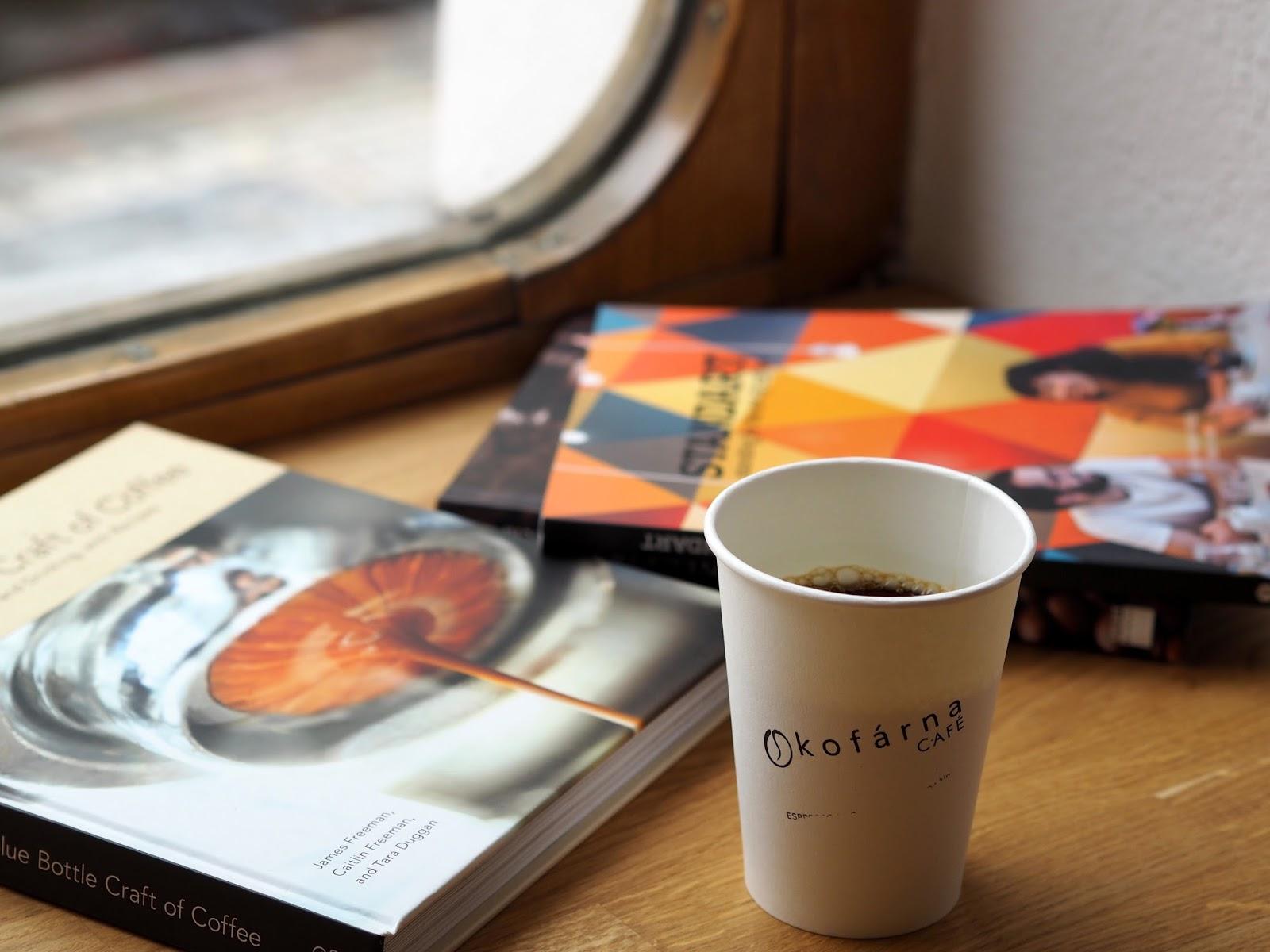kavárna praha anděl kofárna