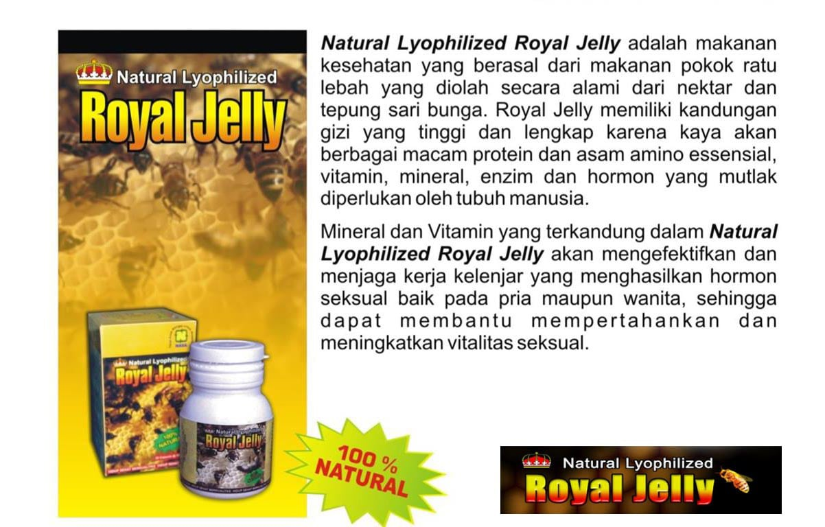 Natural Royal Jelly