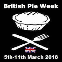 British Pie Week 2018 Logo