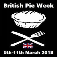 British Pie Week 2018 Logo