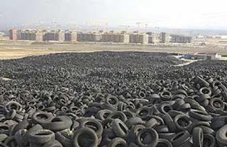 El neumático, su historia