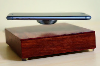 the new wireless levitating charger