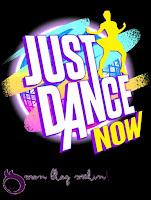 Le logo de l'appli de jeux de danse