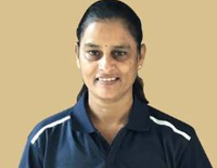 GS Lakshmi Becomes India's First Female ICC Match Referee