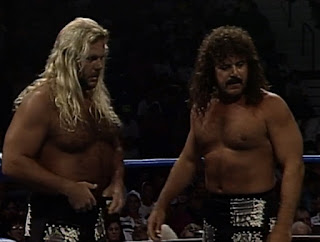 WCW Great American Bash 1992 - The Fabulous Free Birds