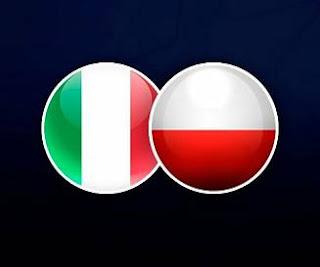 Польша – Италия прямая трансляция онлайн 14/10 в 21:45 МСК.