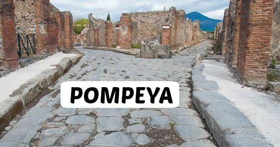 Ruinas De Pompeya Mapa.Anden 27 Visitando Pompeya Las Ruinas De La Ciudad Romana