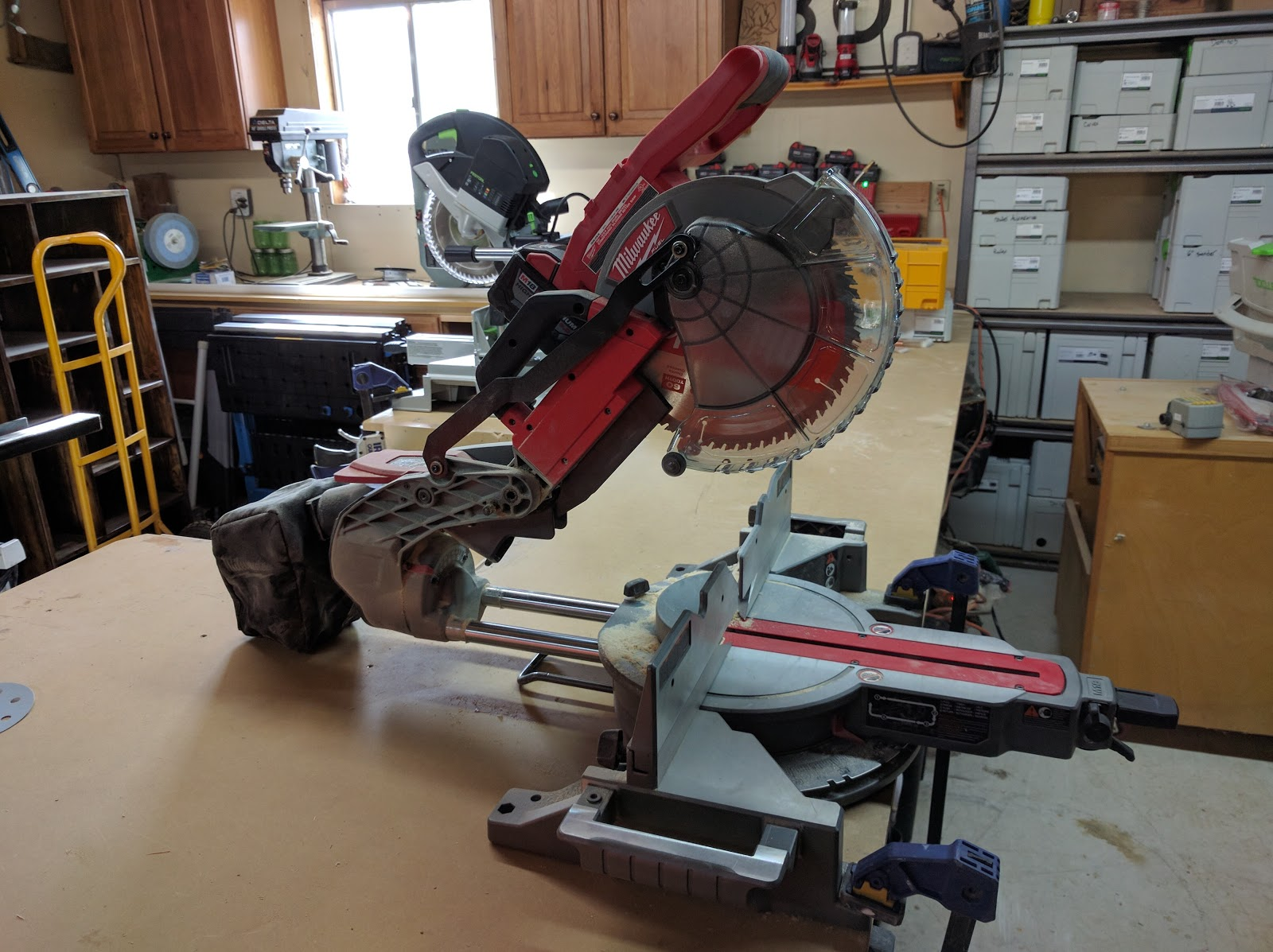 Milwaukee 12 Miter Saw Review