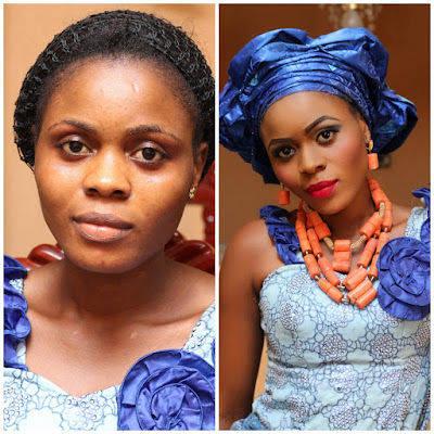Traditional Bridal MakeOver by ANGLIZED